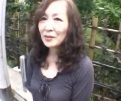 (ヒトヅマムービー)初撮り60代@還暦を迎えても衰えない性欲でアダルトビデオ新人ww超ヒトヅマ