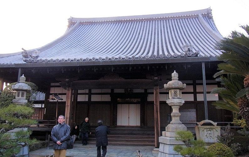 大覚寺本堂
