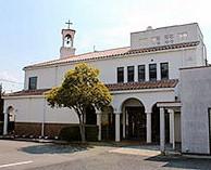 ヴォリーズ建築・近江八幡教会