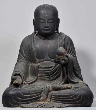 新町地蔵保存会・地蔵菩薩坐像