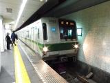 東京メトロ6000系 6102F 表参道にて