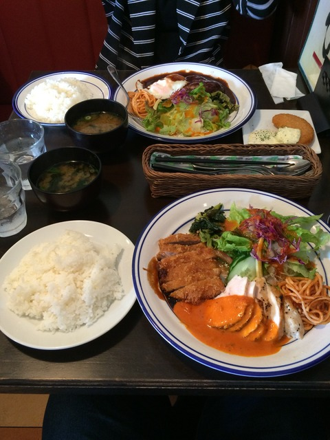 倉敷ランチ 洋食ひなた ランチタイム