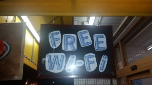 free Wi-fi更新