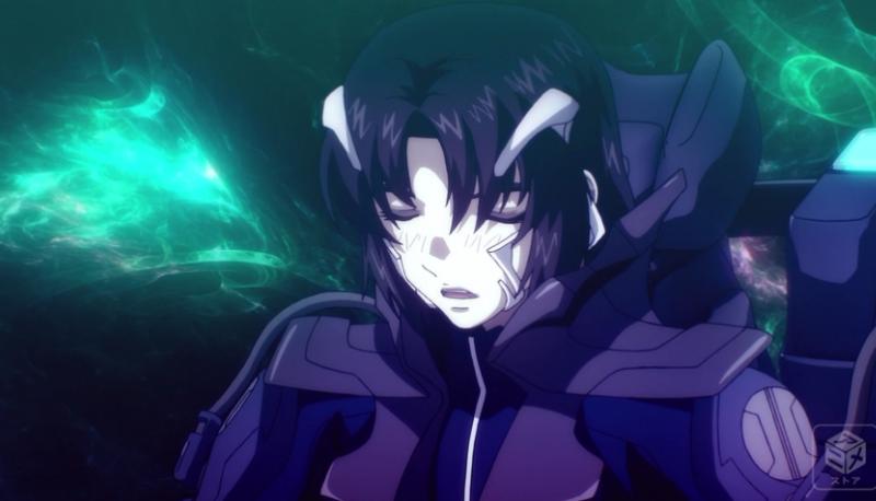 『蒼穹のファフナーEXODUS』8話