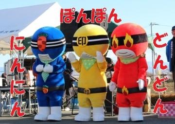 大塚にんじん収穫祭④