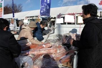 大塚にんじん収穫祭⑤
