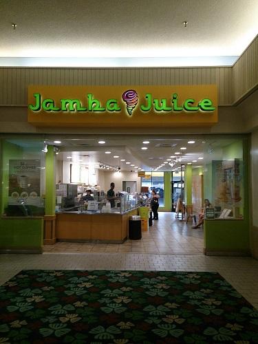 jamba juice(ジャンバ・ジュース) ワイキキ
