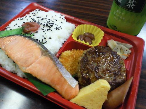 結団式お弁当(27.11.5)