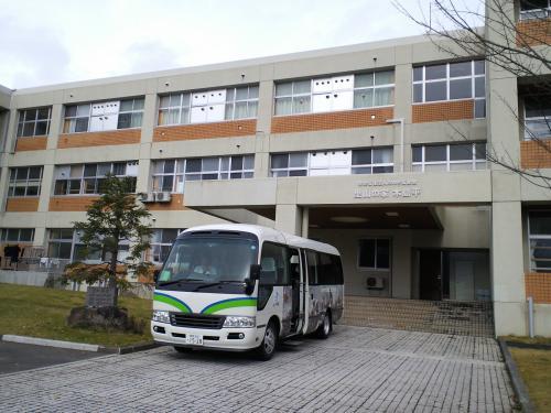 里山の家木島平(27.11.9)