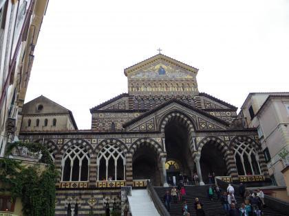アマルフィ大聖堂1
