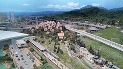 0612 リニア鉄道館 ジオラマ