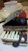 2015 ピアノコンクール ケーキ