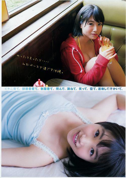 朝長美桜水着画像a03
