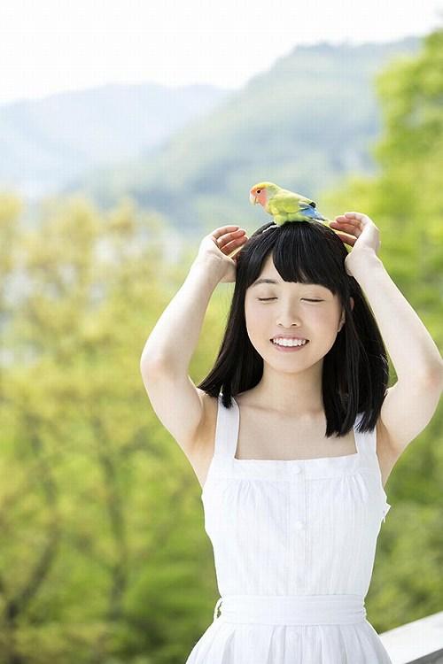 もりの小鳥美巨乳おっぱい画像b03