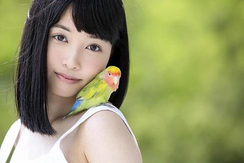 もりの小鳥美巨乳おっぱい画像b05