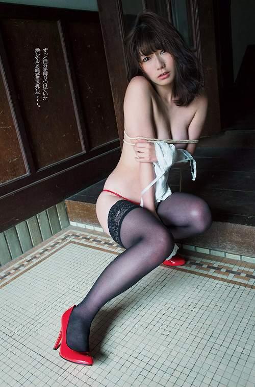 京本有加水着画像b05