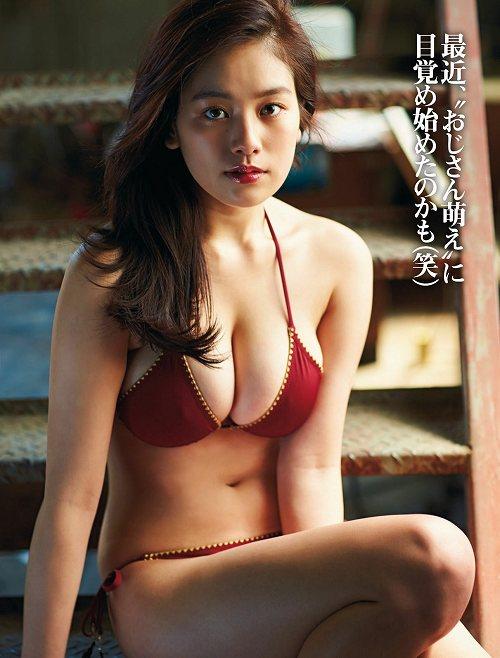 筧美和子爆乳おっぱい画像c25