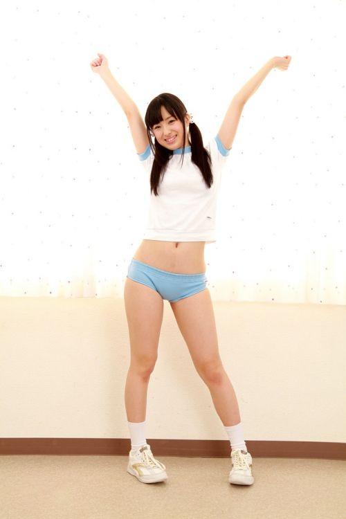 体操服を着たブルマ姿のJKのお尻がエロ過ぎシコた! 38枚 No.4