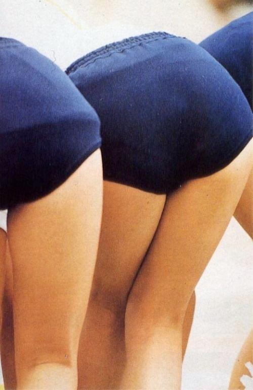 体操服を着たブルマ姿のJKのお尻がエロ過ぎシコた! 38枚 No.32