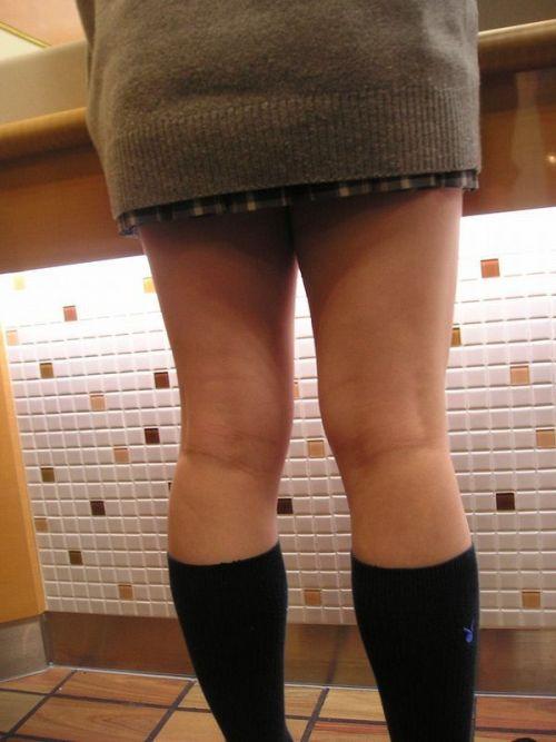 通学中のJKの美脚を盗撮したエロ画像下さい! 40枚 No.15