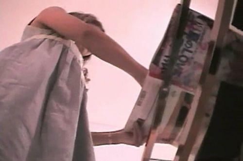 【激写盗撮画像】ギャルや綺麗なお姉さんのパンチラを逆さ撮りしたったwww 40枚 No.38