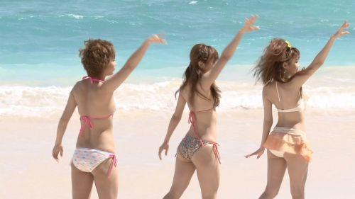 エロ過ぎるお尻がビーチにいることでさらにエロく感じる盗撮画像 35枚 No.35
