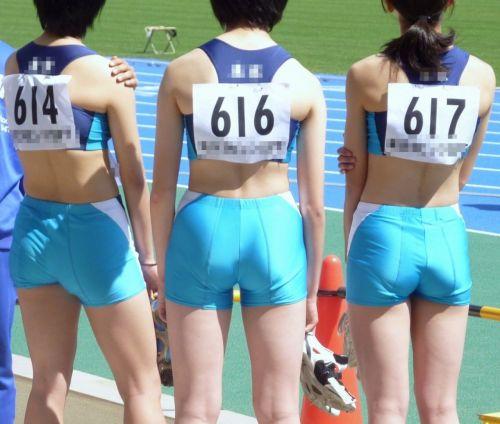 女子バレーと陸上女子のアスリートボディが引き締まってエロ過ぎwww 37枚 No.18