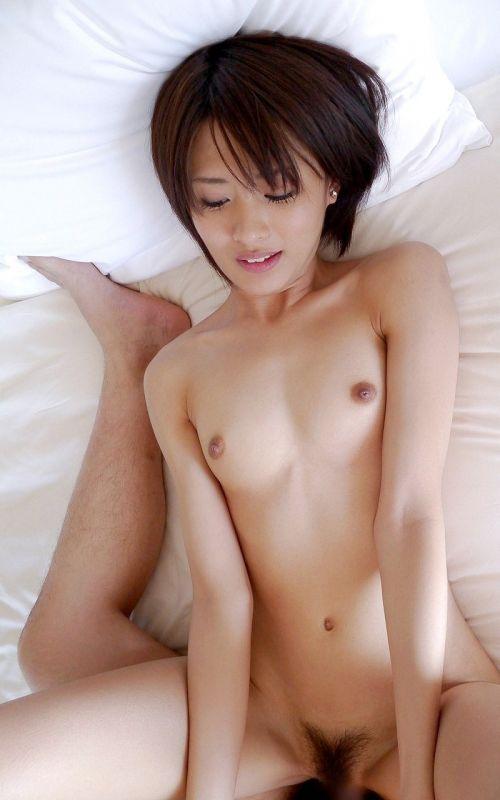 美女のエロい腰をしっかり掴んでる正常位セックス画像まとめ 38枚 No.17