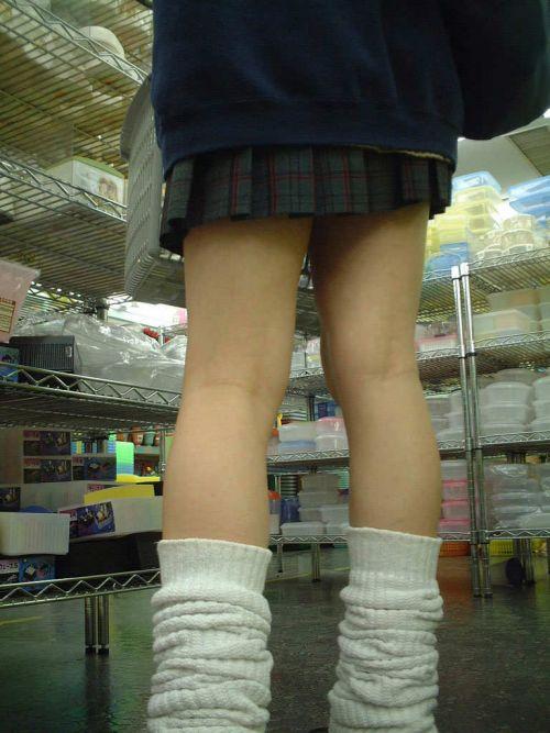 【盗撮画像】素足がスベスベでフレッシュなJKのナマ足エロ過ぎだわwww No.25