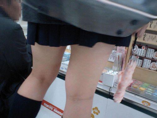 【盗撮画像】素足がスベスベでフレッシュなJKのナマ足エロ過ぎだわwww No.29