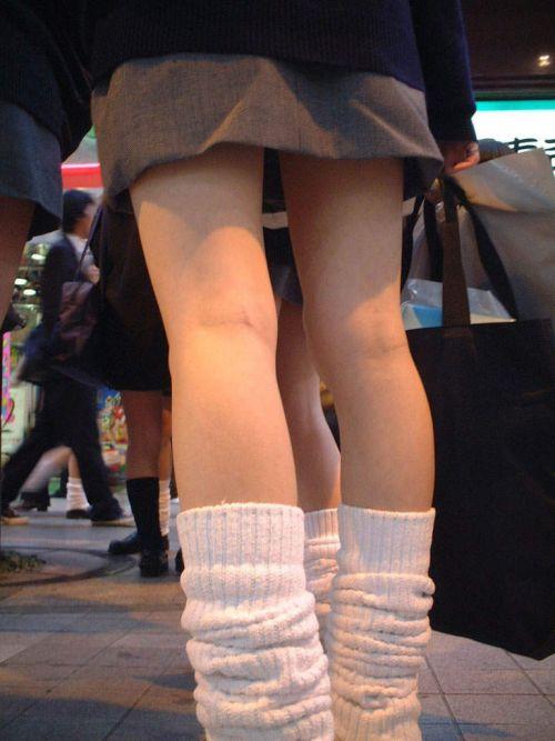 【盗撮画像】素足がスベスベでフレッシュなJKのナマ足エロ過ぎだわwww No.39
