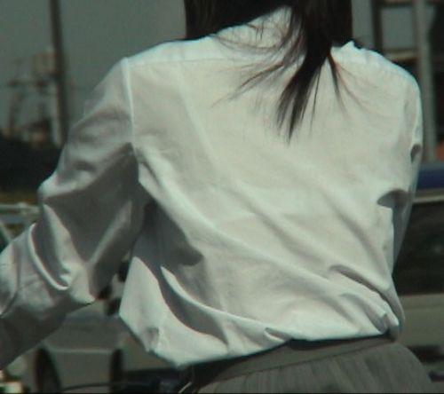 【盗撮画像】冬の今こそJKの透けブラ一番エロく感じる季節じゃね? 39枚 No.31