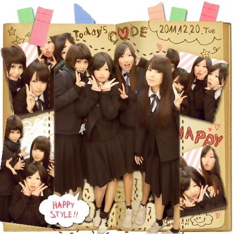最近の女子高生のはしゃぎ過ぎプリクラエロ画像 40枚 No.39