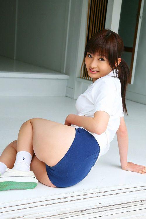 【JK画像】お尻と股間に注目を集めちゃうブルマってやっぱエロイよな! 39枚 No.24
