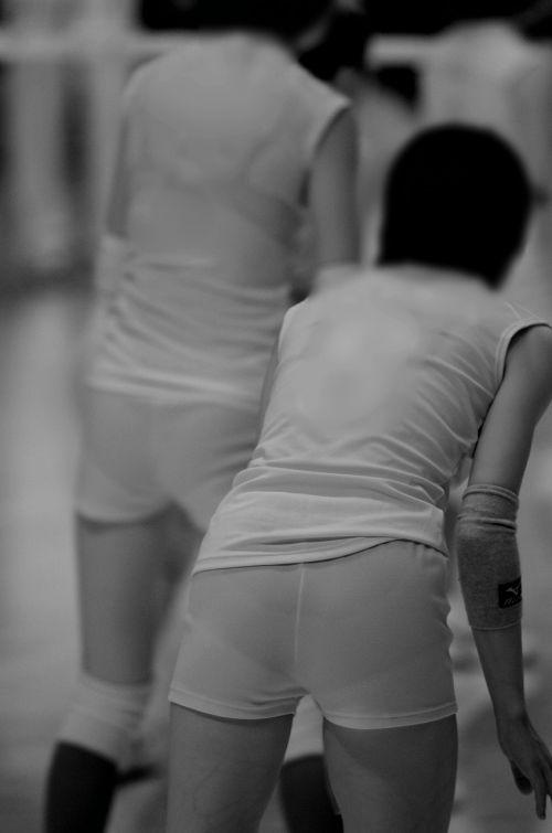 【赤外線カメラ】女子アスリートの盗撮画像がエロ過ぎだわwww+α 38枚 No.3
