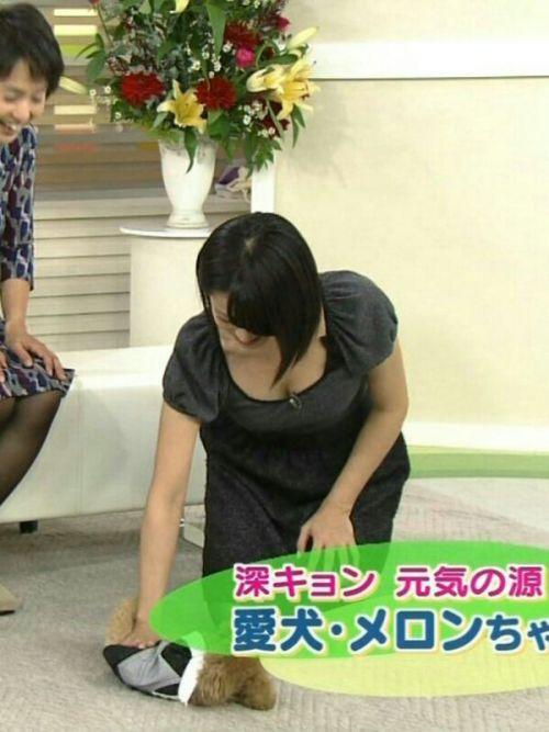 【エロ画像】胸の開いた服来ておっぱい胸チラで誘惑してくる女性達 40枚 No.3