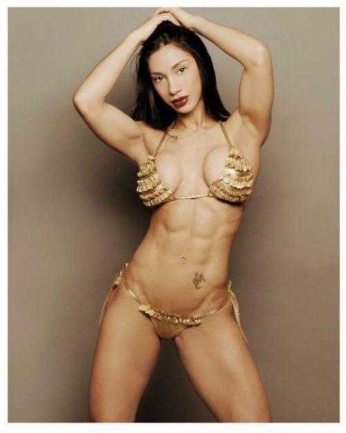 【海外】腹筋自慢の外国人が露出して肉体を見せつけてくるエロ画像 36枚 No.5