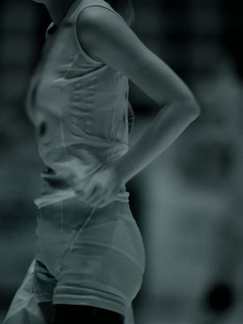 【画像】赤外線カメラ凄すぎ!盗撮された女子アスリートモロ見えだわ 39枚 No.4
