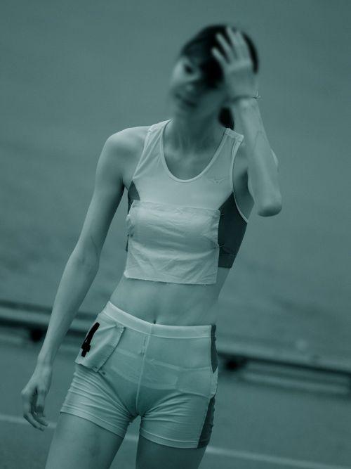 【画像】赤外線カメラ凄すぎ!盗撮された女子アスリートモロ見えだわ 39枚 No.5