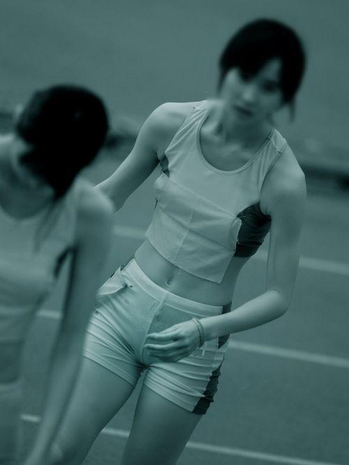【画像】赤外線カメラ凄すぎ!盗撮された女子アスリートモロ見えだわ 39枚 No.30