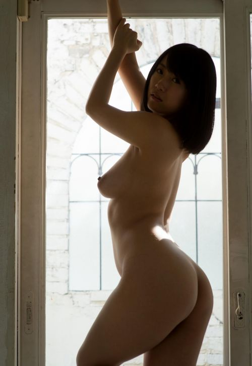 長瀬麻美(ながせまみ)Hカップ垂れ乳おっぱいが激エロなAV画像 134枚 No.54