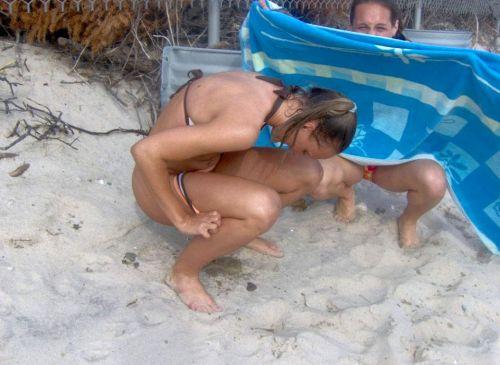 海外旅行で一度は行きたい地上の楽園ヌーディストビーチのエロ画像 No.2