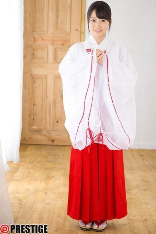 大島美緒(おおしまみお)現役の巫女さんがAVにデビューしちゃったエロ画像 75枚 No.3