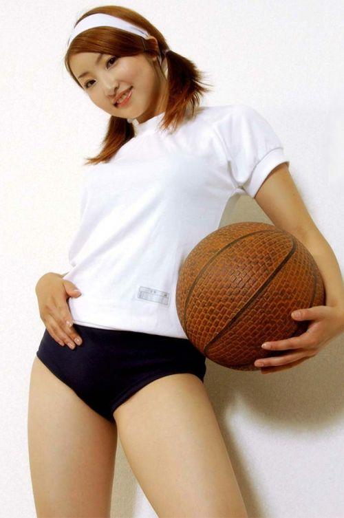 【JKエロ画像】ブルマは体操服というよりコスプレだろJK 37枚 part.7 No.12