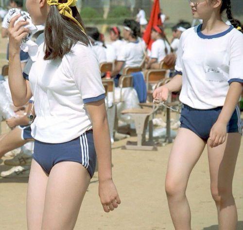 【JKエロ画像】ブルマは体操服というよりコスプレだろJK 37枚 part.7 No.20