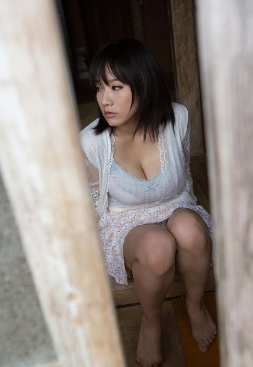 澁谷果歩(しぶやかほ) Jカップの爆乳パイパンAV女優のエロ画像 117枚 No.61