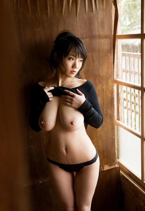 澁谷果歩(しぶやかほ) Jカップの爆乳パイパンAV女優のエロ画像 117枚 No.99