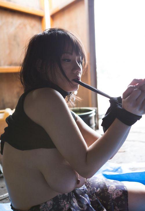 澁谷果歩(しぶやかほ) Jカップの爆乳パイパンAV女優のエロ画像 117枚 No.110