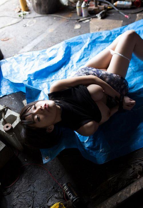 澁谷果歩(しぶやかほ) Jカップの爆乳パイパンAV女優のエロ画像 117枚 No.116