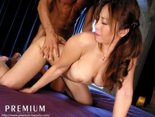 KAORI(森嶋かおり)デカ尻・巨乳美熟女のAV女優エロ画像 83枚 No.36